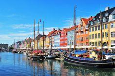 Como viajar entre Dinamarca e Alemanha | #copenhague #viajar #berlim #ferias