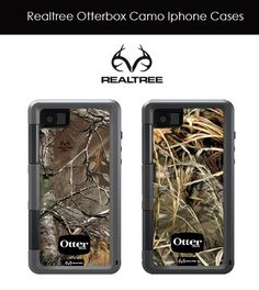 Realtree Otterbox Camo Armor Iphone 5 Cases - The Armor Series waterproof iPhone 5 case is a rebirth of classic OtterBox protection.
