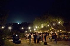 Handmade Wedding at Parker Ranch: Lauren + Daniel.. Basically my dream reception venue.