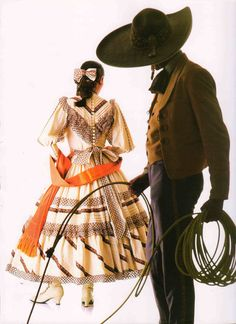 CHARRO and ESCARAMUZA | painting