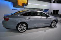 2014 Chevy Impala SS