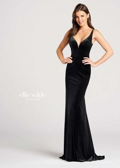 76fa931d1c Check out the deal on Ellie Wilde for Mon Cheri EW118073 Floral Back Gown  at French