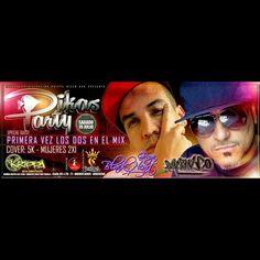 Sábado 19 #pikasparty #krippabar #medellin @rulazplazco @gringoblackheart invita @coronastreetniquia @mastojc