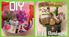 Diy Gifts For Teenage Girls : Diy Gift Baskets Teens Amp Parents Easy Youtube Concepts