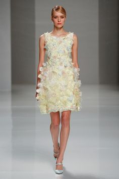 Georges Hobeika Haute Couture Spring 2015 |