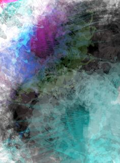 """Vast: Void"" by adwencreative, 2014 , Waves, Abstract, Vector Art, Creative, Painting, Animals, Outdoor, Art Prints, Summary"