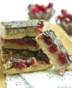 Crazy Cranberry Caramel bars.... Do we hear a great big collective YUM??!!!  This site has many excellent recipes!!