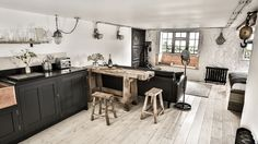Camilla Banks Interior Design | Cornwall | The Old Fish Cellar