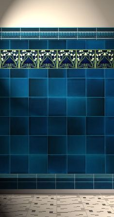 New Art Nouveau Kitchen Tiles Ideas Azulejos Art Nouveau, Art Nouveau Tiles, Mary Engelbreit, Tile Art, Wall Tiles, Mosaic Art, Craftsman Tile, Craftsman Kitchen, Art Nouveau Interior