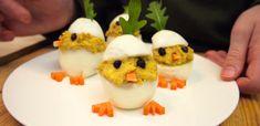 Leckere Osterküken – vegetarisch!