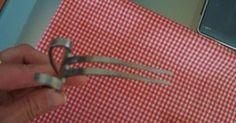 Utensilio casero para insertar el cursor de la cremallera: ¡Con un tenedor!