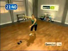 Walking Cardo Shape up exercisetv 46min