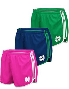 University of Notre Dame Women's Shorts