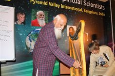 """""""5th Global Congress of Spiritual Scientists - held in Oct 2012 at Pyramid Valley International, Bengaluru A unique Platform created for New Age Spiritual Masters and Spiritual Scientists of the world to share their Wisdom, Perspectives, and Experiences with Spiritual Seekers and Leading-edge Thinkers across the globe."""""""