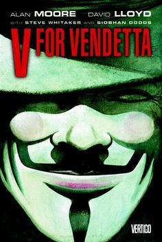Much better than the movie!  V For Vendetta New (new Edition Tpb)