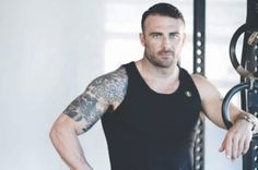 Join our live webchat with The Biggest Loser's Commando Steve this Sunday 16th June at 4pm