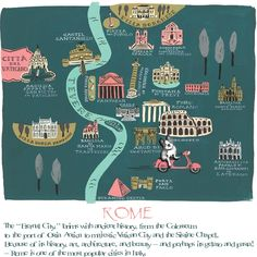 All roads lead to Rome which happens to be the capital of Italy! 🇮🇹 #dailydolcediary #travelguide #italy #kidstravelguide