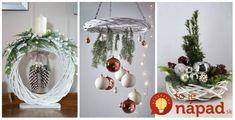 32 tajných skratiek na vašej klávesnici: Väčšina ľudí vôbec netuší, čo všetko dokážu – toto úplne zmení vašu prácu s počítačom! Ornament Wreath, Ornaments, Plant Hanger, Ladder Decor, Christmas Decorations, Wreaths, Plants, Diy, Home Decor
