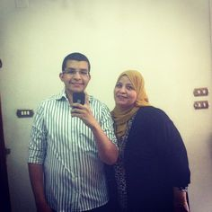 """@mfat7allahbelal19's photo: """"#selfie #with #my #mom #Selfiewithmom #withmom #outing with #family #instahappy"""""""