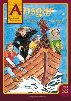 Ansgar og de vilde vikinger - Pastoral-Centret