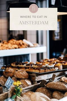 Amsterdam Travel Guide, Amsterdam Food, Amsterdam Netherlands, Amsterdam Trip, Amsterdam Living, Travel Netherlands, Travel Guides, Travel Tips, Travel Destinations