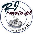 Oferta « RJ-moto – warsztat i wulkanizacja motocyklowa. Serwis motocykli i skuterów; naprawy powypadkowe; wymiana opon motocyklowych; restaurowanie starych motocykli; warsztat samochodowy.