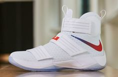 LeBron James Makes NBA History In New PE Colorway Of The Zoom Soldier 10