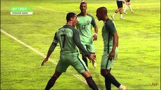 Cristiano Ronaldo Portugal vs Belgica HD 1080P