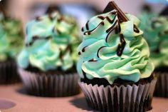 Cupcakes - chocolate on Pinterest | Chocolate Cupcakes, Oreo Cupcakes ...