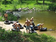 In Detroit Lakes, Minnesota, K & K Tubing offers everything you need to go on a cooling trip down the river. It's the longest float trip in Minnesota. Go Float, Float Trip, Float Life, Weekend Trips, Day Trips, Places To Travel, Places To See, Travel Stuff, Two Rivers