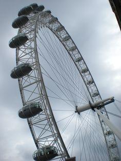 London Eye, London UK