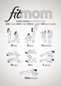Home Workout Hacks with Baby Need a trainer or straight direction? This chart is pretty simple if you need a Directed Mommy and Me Workout. More Home Workout Ideas on Frugal Coupon Living. New Mom Workout, After Baby Workout, Post Baby Workout, Post Pregnancy Workout, Pregnancy Info, Fat Workout, Baby Belly Workout, Postpartum Workout Plan, Post Pregnancy Belly