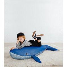 Pouf baleine