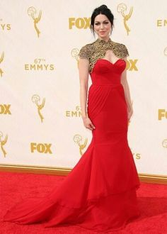 Laura Prepon Emmy's 2015
