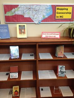 Books Banned in NC, Sept. 2014