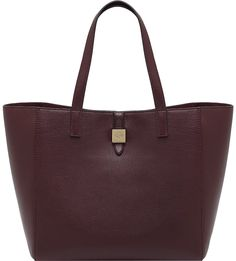 328a002a8c95 MULBERRY Tessie tote (Oxblood Oxblood