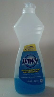 Dawn Laundry Stain Remover