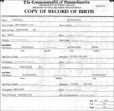 birth certificate from poland - http://www.certificatesfrompoland.com