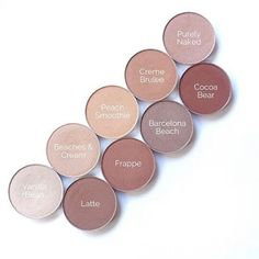 Makeup Geek neutrals! @mahkeup www.makeupgeek.com