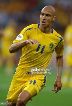 Henrik Larsson Sweden