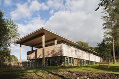 LDN - Abbotsford Conservation & Visitors Building