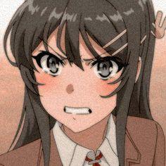 i'm maro and i make some icons for fun, so. Sailor Moon, Manga Anime, Anime Art, Mai Sakurajima, Animated Icons, Cute Anime Pics, Anime Profile, Cartoon Icons, Manga Illustration