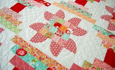 Cotton Way's new pattern using Scrumptious