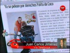 Presentador de Tv Quiere adueñarse del tema Palito de coco @RoberSanchez01 #Video - Cachicha.com