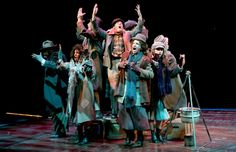 Hooverville   Photo Flash: First Look at Lauren Weintraub, Jacquelyn Piro Donovan and More in NSMT's ANNIE