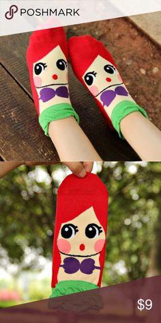 The Little Mermaid Socks NWT The Little Mermaid Socks NWT Accessories Hosiery & Socks