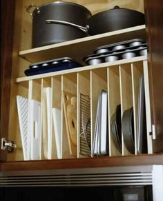 Storage for Individual items