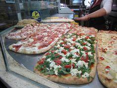 Pizzas - Karen Mui, Villanova University #studyabroad