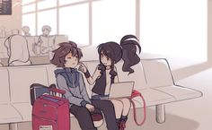 Pokemon Black and White airport