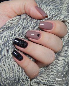 #nail #nails #nailart #nailpolish #polish #unha #unhas #esmalte #nude #malva #inverno #manicure #mani #love #cute #beauty #fashion #moda #girl #meninas #nudes